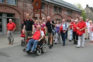 Wanderung am 27.6.2009 in Schwerte