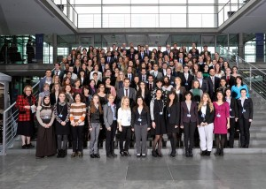 Die IPS Stipendiaten 2014