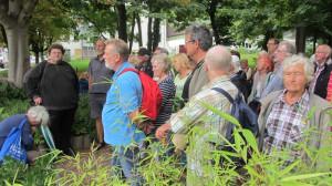 Roter Rucksack: Wanderung am 16.8.2014 in Kamen