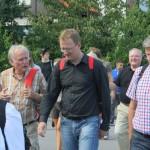 Roter Rucksack Wanderung in Schwerte 2012