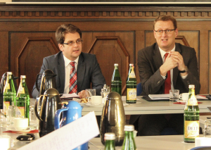 Fachgespräch Arbeitsmarktpolitik 10.12.14