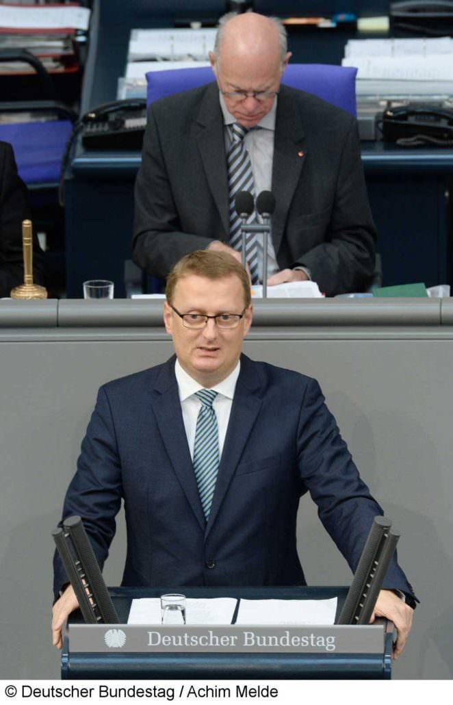 Oliver Kaczmarek: Rede im Bundestag